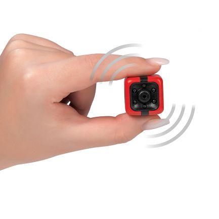 Mini cameră cu senzor de mișcare, 8GB, LED, cablu USB