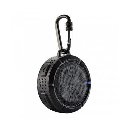 Mini boxă portabilă bluetooth waterproof Clip Sonic 5W, USB, neagră