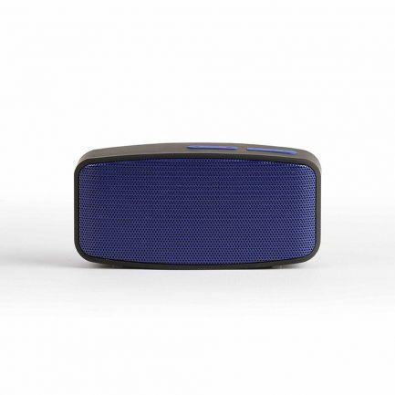 Mini boxă portabilă bluetooth Clip Sonic 3W, USB, albastră