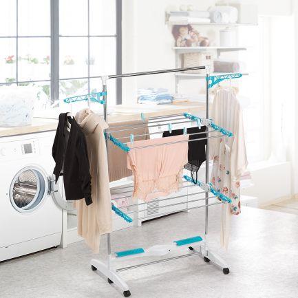 Uscător de rufe electric și pliabil Laundry Dryer