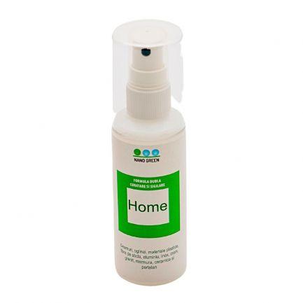 Solutie tratament pentru îngrijirea si sigilarea suprafețelor netede și lucioase, 100 ml, Nano Home