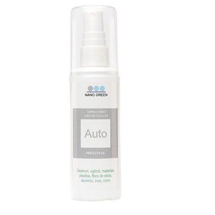 Tratament spray pentru îngrijirea suprafețelor netede și lucioase, Nano Auto, 100 ml